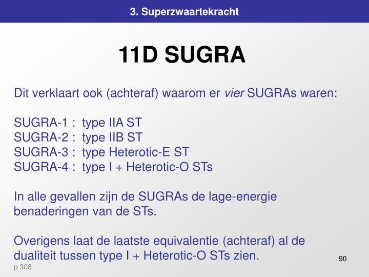 3. Superzwaartekracht