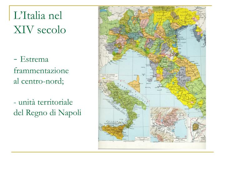 L'Italia nel