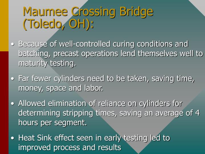 Maumee Crossing Bridge (Toledo, OH):