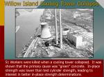 willow island cooling tower collapse