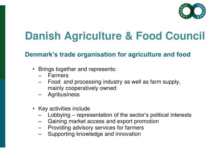 Danish agriculture food council