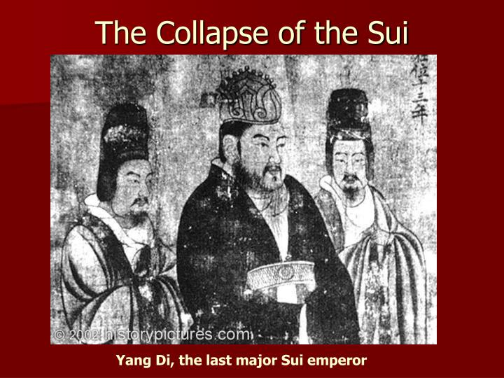 End of the Han dynasty