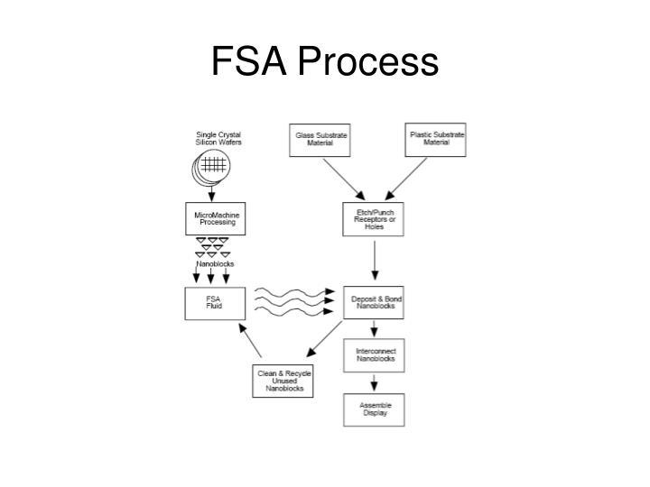 FSA Process