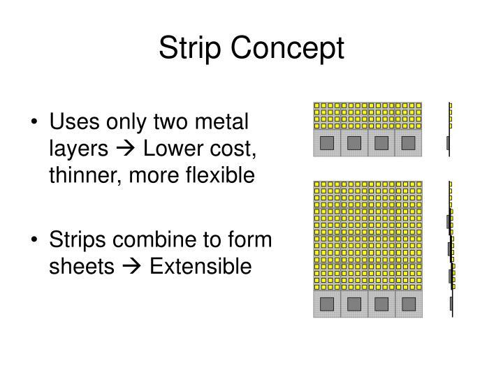 Strip Concept