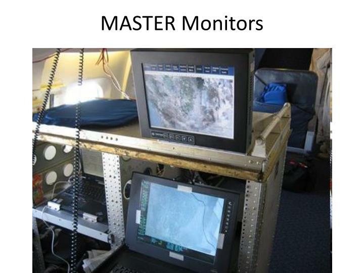 MASTER Monitors