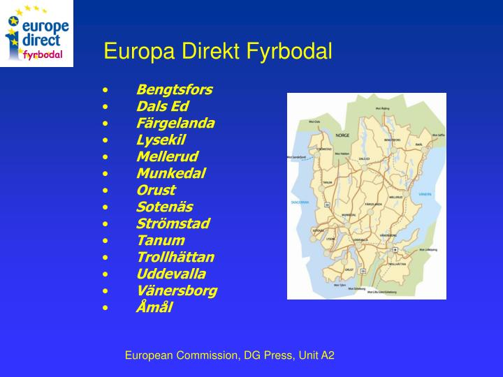 Europa Direkt Fyrbodal