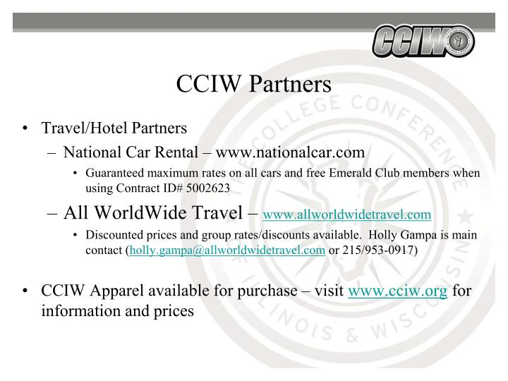 CCIW Partners