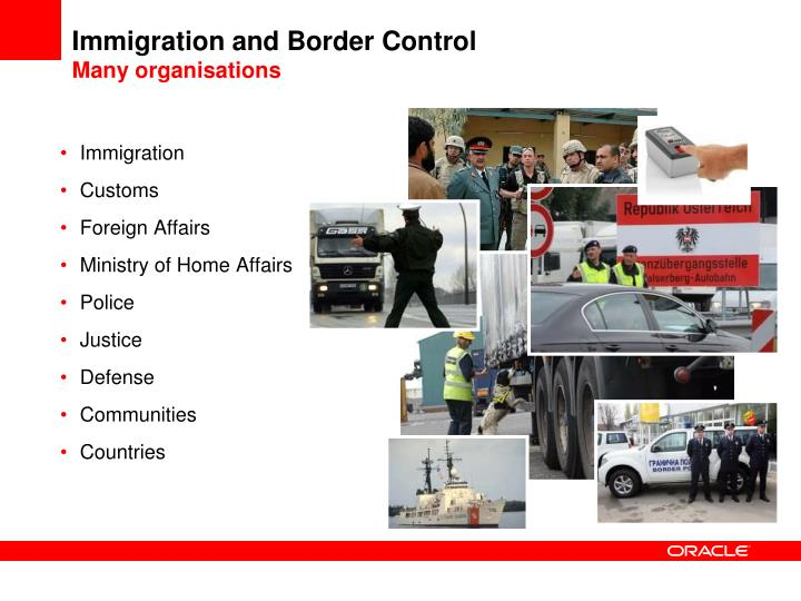 Immigration and Border Control