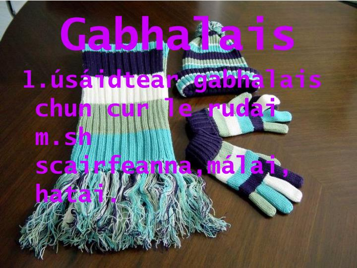 Gabhalais