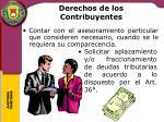 derechos de los contribuyentes5