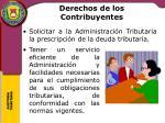 derechos de los contribuyentes6