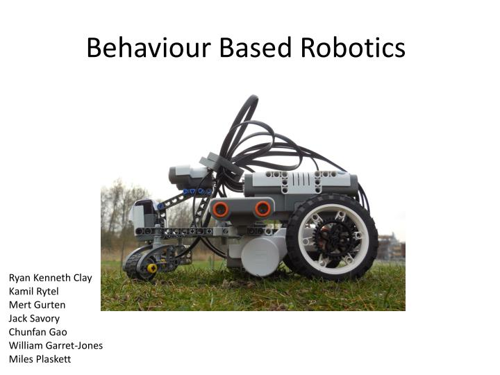 Behaviour Based Robotics