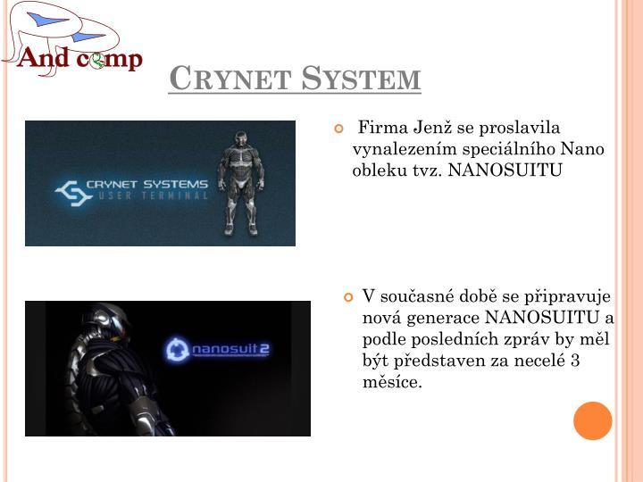 Crynet