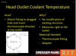 head outlet coolant temperature1