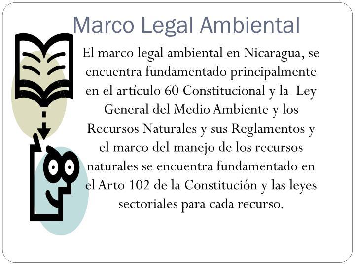 Marco Legal Ambiental