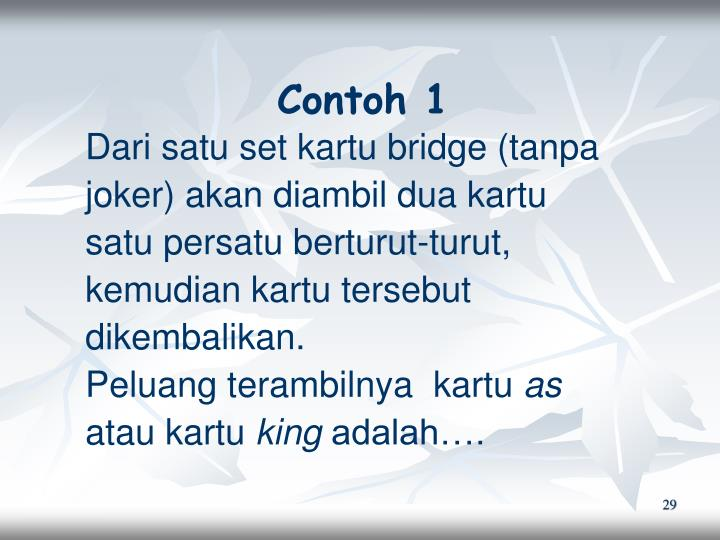 Contoh 1