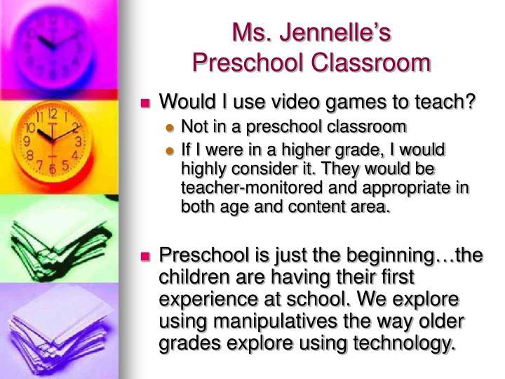 Ms. Jennelle's