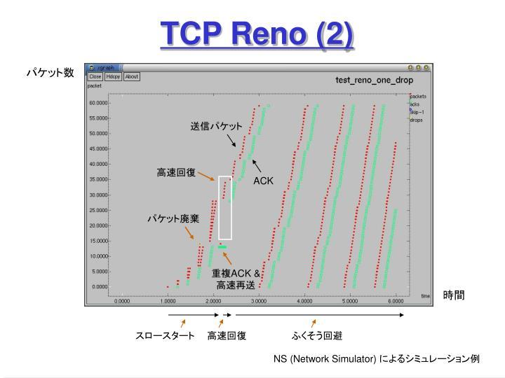 TCP Reno (2)