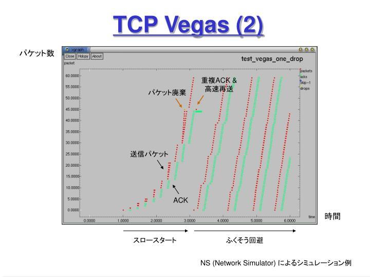 TCP Vegas (2)