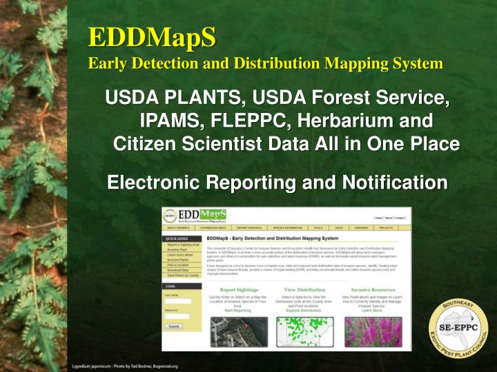 EDDMapS
