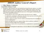 2008 09 auditor general s report4