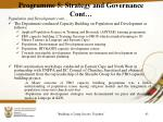programme 5 strategy and governance cont4
