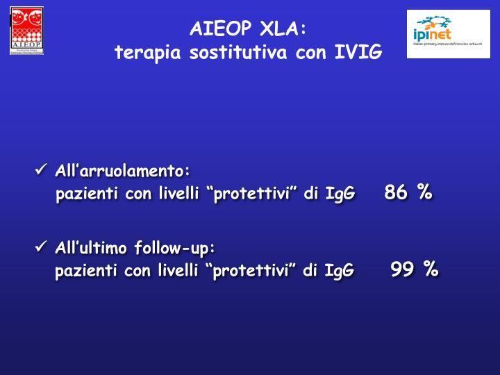 AIEOP XLA:
