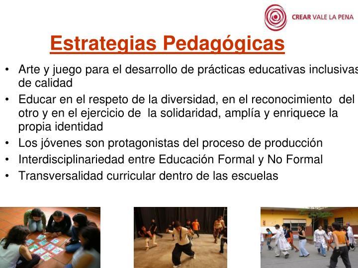 Estrategias Pedagógicas