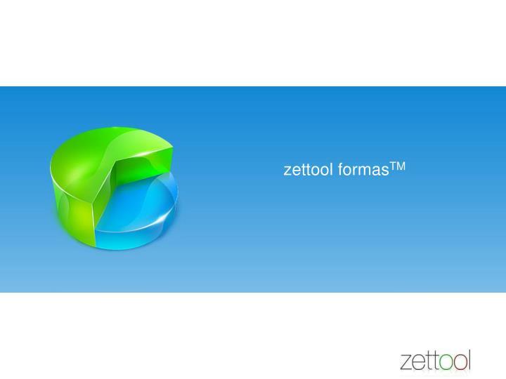 zettool formas
