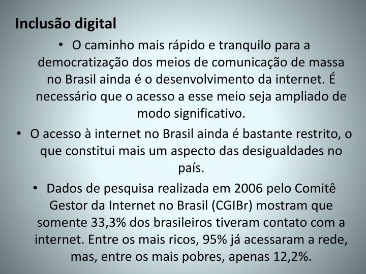 Incluso digital