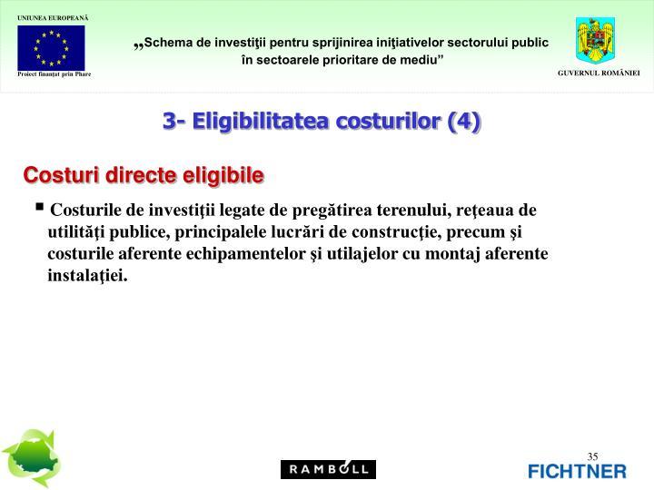 3- Eligibilitatea costurilor (4)