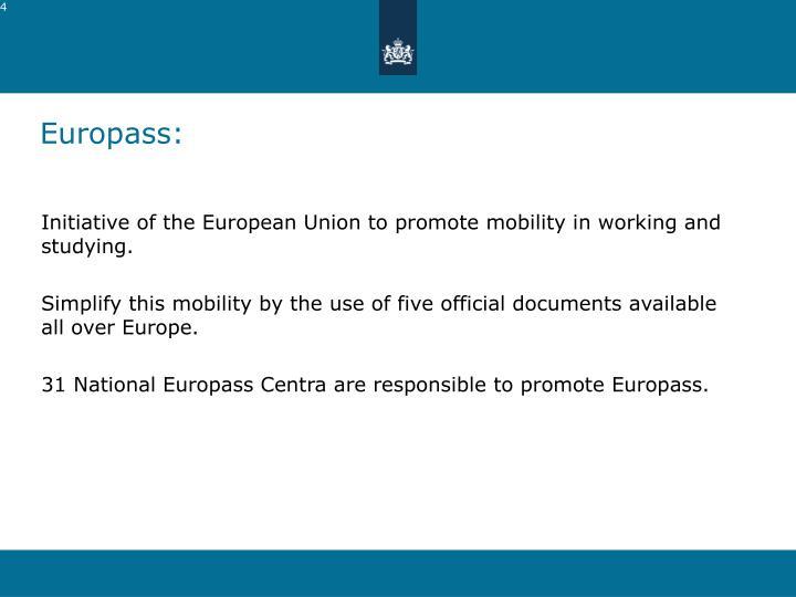 Europass: