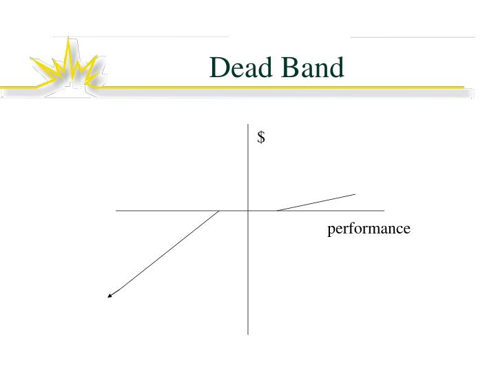 Dead Band