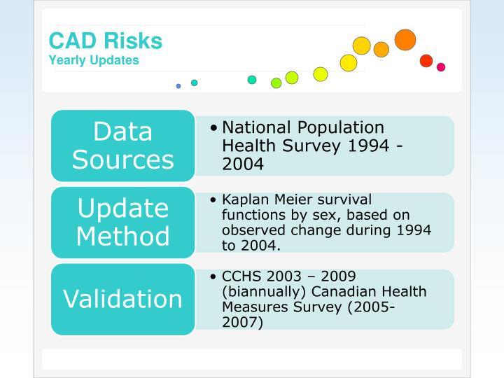 CAD Risks