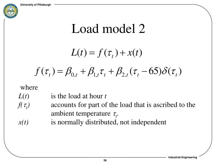 Load model 2