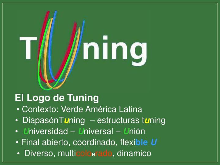 El Logo de Tuning