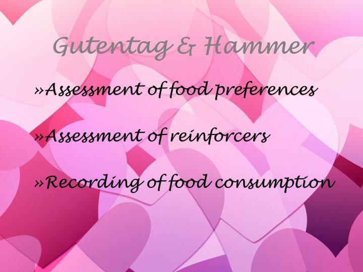 Gutentag & Hammer