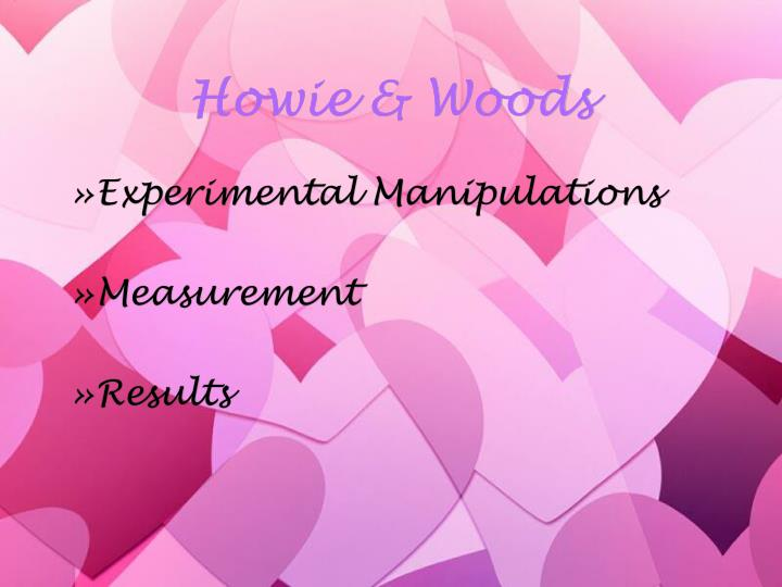 Howie & Woods