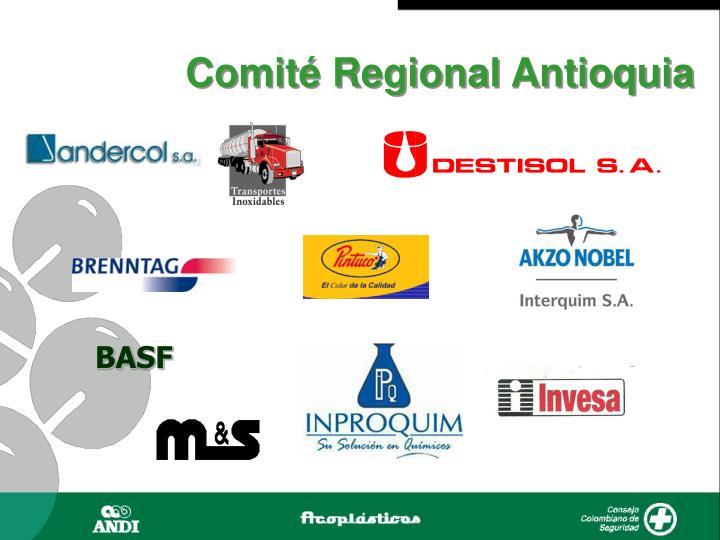 Comité Regional Antioquia