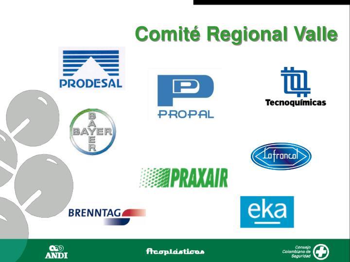 Comité Regional Valle