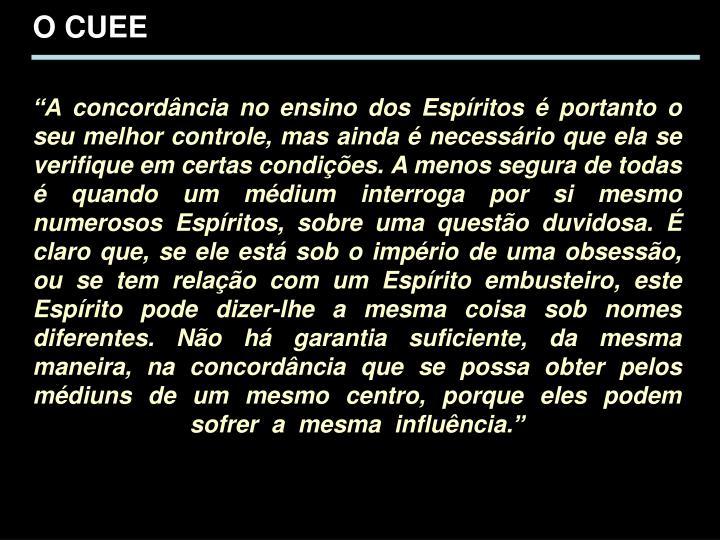 O CUEE