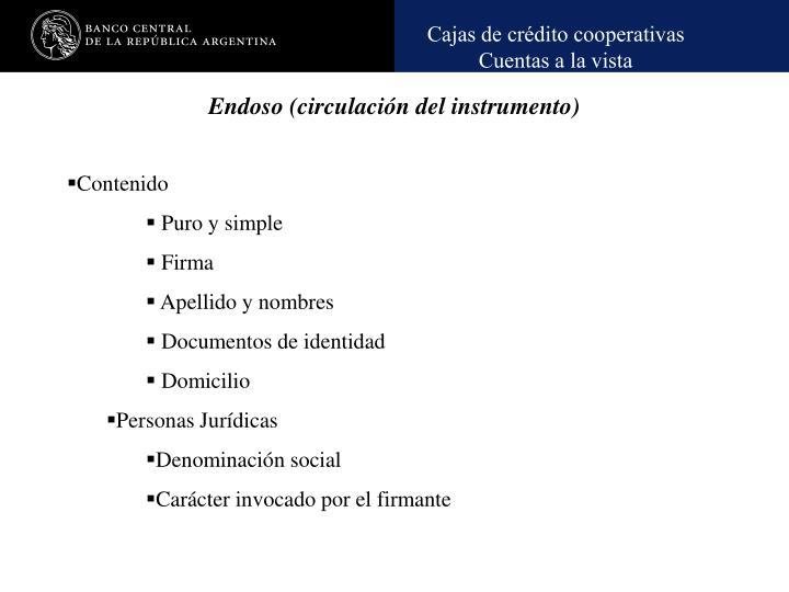 Endoso (