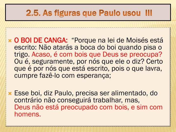 O BOI DE CANGA: