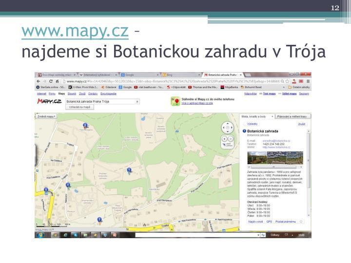 www.mapy.
