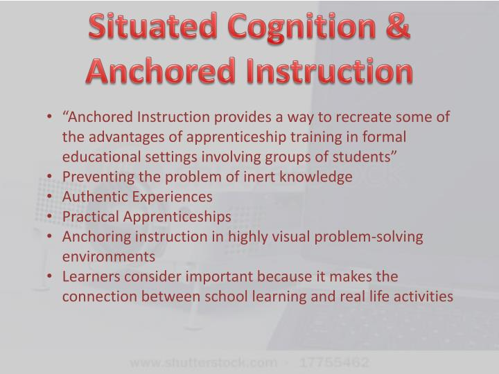 Situated Cognition &