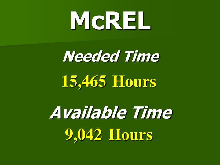 McREL