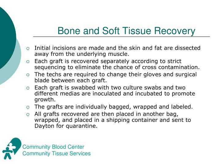 Bone and Soft Tissue Recovery
