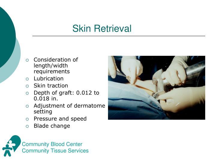 Skin Retrieval