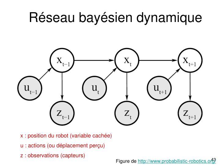Réseau bayésien dynamique