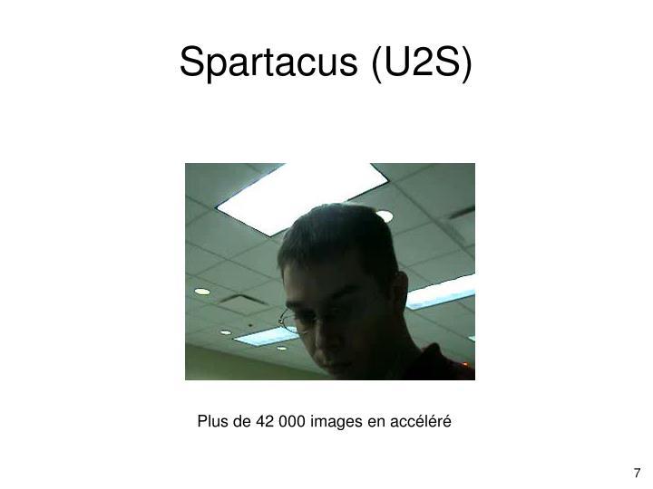 Spartacus (U2S)